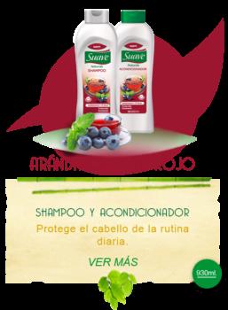 Product Arándanos y Té Rojo