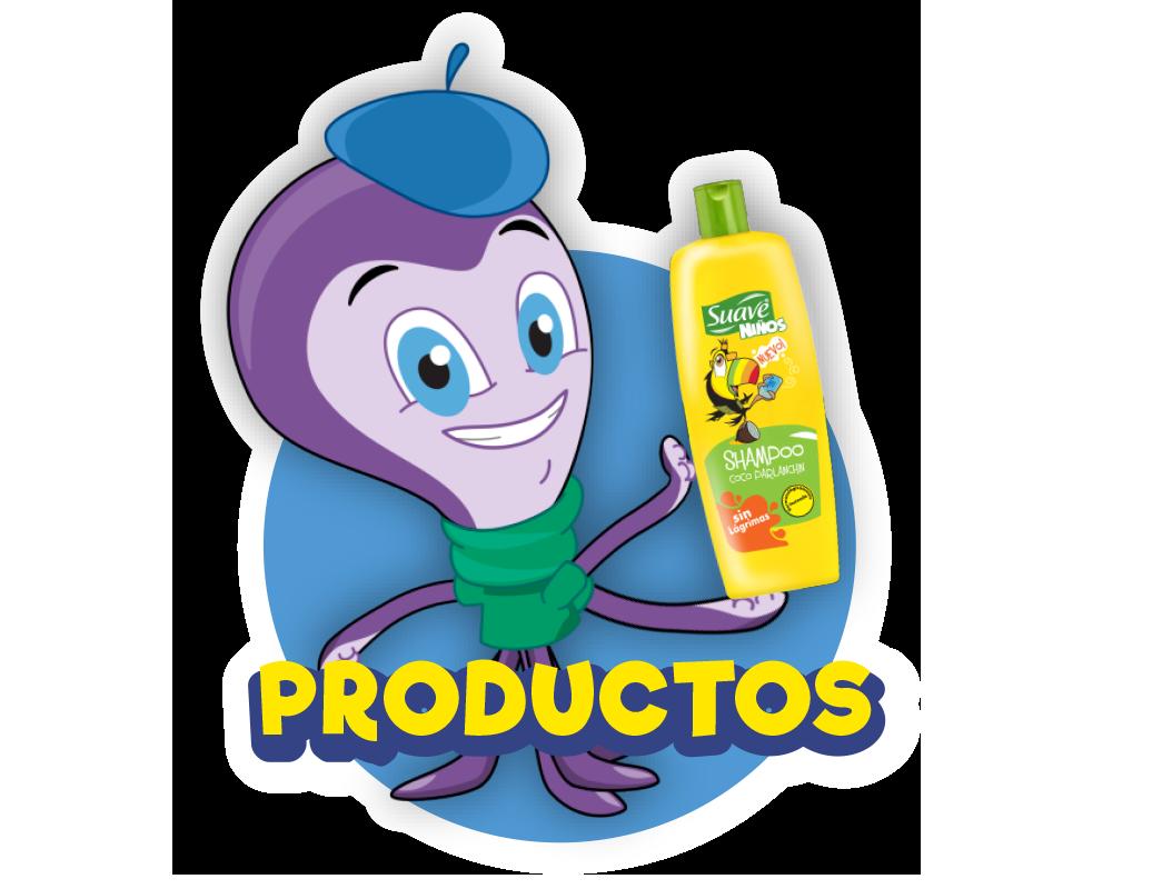Sección Productos Suave Niños