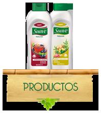 Sección Productos Suave Naturals